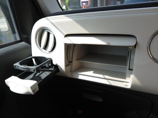 ココアX スマートキー アイドリングストップ ベンチシート CD 盗難防止装置 ABS(20枚目)