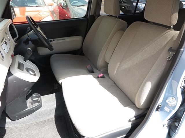 ココアX スマートキー アイドリングストップ ベンチシート CD 盗難防止装置 ABS(23枚目)