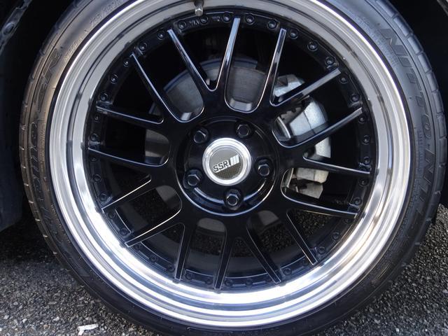 トヨタ プリウスアルファ Sツーリングセレクション SSRアルミ 8インチナビ