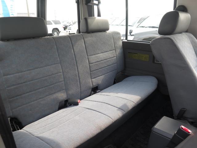 トヨタ ランドクルーザー70 LX Tベルト交換済 ETC 5速MT HZJ71V