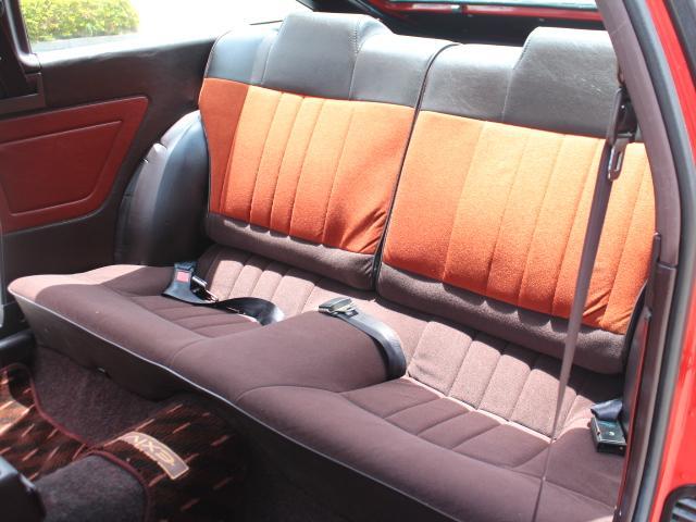 トヨタ カローラレビン GTV ワタナベ14AW 社外足回り フジツボマフラー