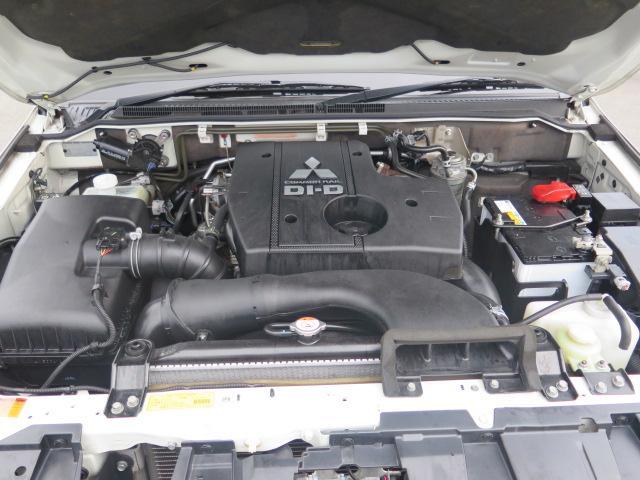三菱 パジェロ スーパーエクシード 1オーナー サンルーフ ロックフォード