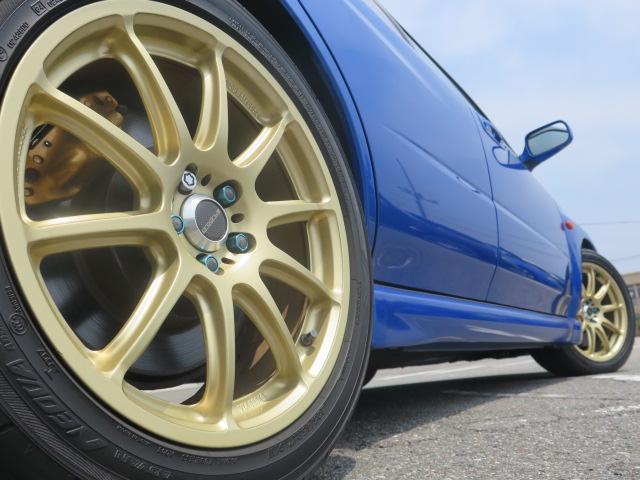 スバル インプレッサ WRX STiリミテッド 1オーナー ビルシュタイン車高調