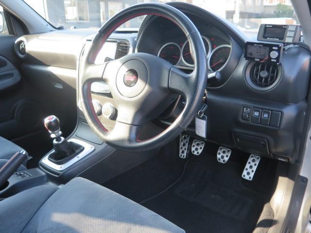 スバル インプレッサ S203 1オーナー 555台限定 レカロシート BBSAW