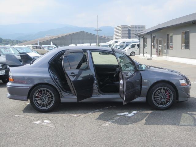 三菱 ランサー GSRエボリューションVIII MR レカロ BBS17AW