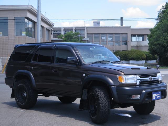 「トヨタ」「ハイラックスサーフ」「SUV・クロカン」「佐賀県」の中古車6