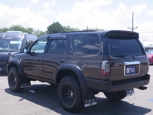 「トヨタ」「ハイラックスサーフ」「SUV・クロカン」「佐賀県」の中古車7