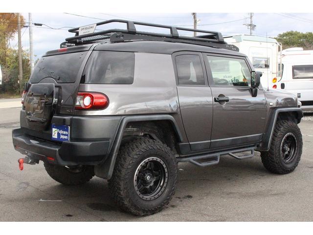 「トヨタ」「FJクルーザー」「SUV・クロカン」「佐賀県」の中古車15