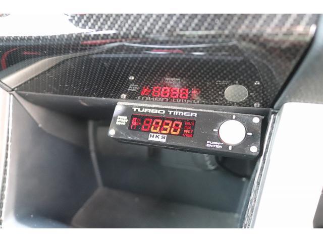 STI タイプS STIフロント.サイド.リアスポイラー STIメタルクラッチ HKSマフラー HKSメタルキャタライザー HKSターボタイマー BLITZアルミラジエーター HKSフラッシュエディター ワンオーナー(13枚目)