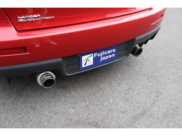 GSRエボリューションX HKS車高調 HKSマフラー エンケイ18AW サンルーフ レカロシート リアスポイラー ブレンボキャリパー スマートキー HIDヘッドライト ETC 4WD 5速ミッション(27枚目)