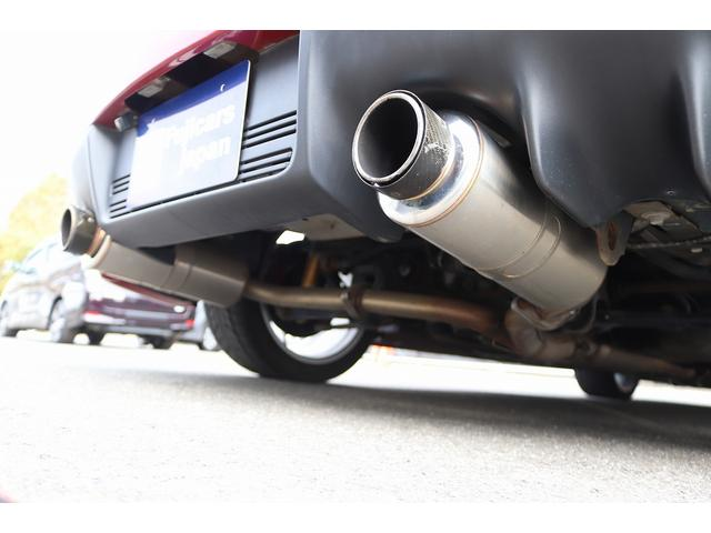 GSRエボリューションX HKS車高調 HKSマフラー エンケイ18AW サンルーフ レカロシート リアスポイラー ブレンボキャリパー スマートキー HIDヘッドライト ETC 4WD 5速ミッション(29枚目)