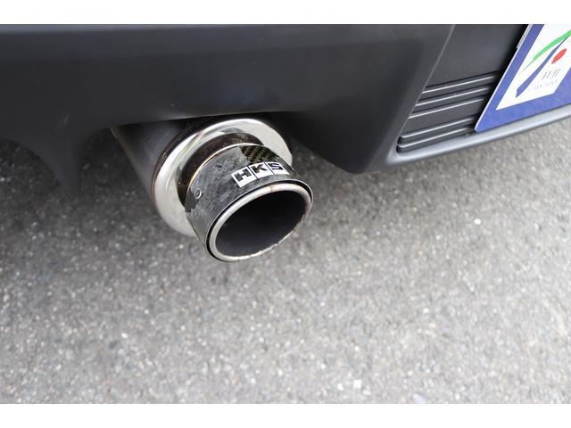 GSRエボリューションX HKS車高調 HKSマフラー エンケイ18AW サンルーフ レカロシート リアスポイラー ブレンボキャリパー スマートキー HIDヘッドライト ETC 4WD 5速ミッション(31枚目)