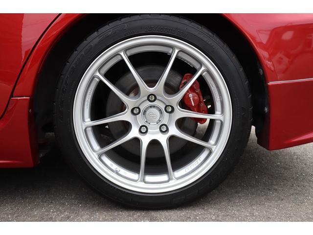GSRエボリューションX HKS車高調 HKSマフラー エンケイ18AW サンルーフ レカロシート リアスポイラー ブレンボキャリパー スマートキー HIDヘッドライト ETC 4WD 5速ミッション(37枚目)