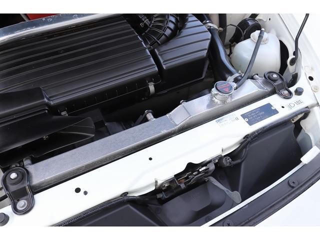 タイプS 無限ハードトップ RAYS17AW ビルシュタイン車高調 SPOONエキマニマフラー SPOONアルミラジエーター SPOONタワーバー Defi追加メーター ロールバー リアウイング NARDIハン(34枚目)