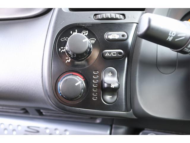 タイプS 無限ハードトップ RAYS17AW ビルシュタイン車高調 SPOONエキマニマフラー SPOONアルミラジエーター SPOONタワーバー Defi追加メーター ロールバー リアウイング NARDIハン(39枚目)