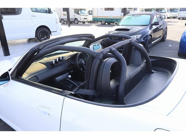 タイプS 無限ハードトップ RAYS17AW ビルシュタイン車高調 SPOONエキマニマフラー SPOONアルミラジエーター SPOONタワーバー Defi追加メーター ロールバー リアウイング NARDIハン(41枚目)