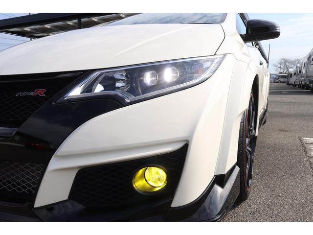 タイプR 純正エアロ 純正19インチアルミ クルーズコントロール 専用バケットシート Rスポイラー ドライブレコーダー ナビ Bluetooth MSV フルセグ ETC LEDライト Bカメラ(29枚目)
