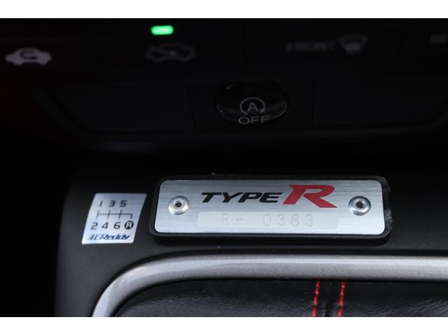 タイプR 純正エアロ 純正19インチアルミ クルーズコントロール 専用バケットシート Rスポイラー ドライブレコーダー ナビ Bluetooth MSV フルセグ ETC LEDライト Bカメラ(36枚目)
