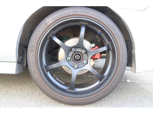 タイプR TEIN車高調 TRUSTマフラー 零1000エアクリ ADVAN18インチアルミ 純正レカロ クリアテール リアスポイラー momoステアリング HIDヘッドライト ETC SDナビ ワンセグ(29枚目)