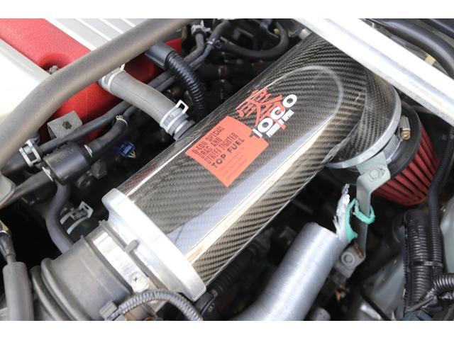 タイプR TEIN車高調 TRUSTマフラー 零1000エアクリ ADVAN18インチアルミ 純正レカロ クリアテール リアスポイラー momoステアリング HIDヘッドライト ETC SDナビ ワンセグ(32枚目)