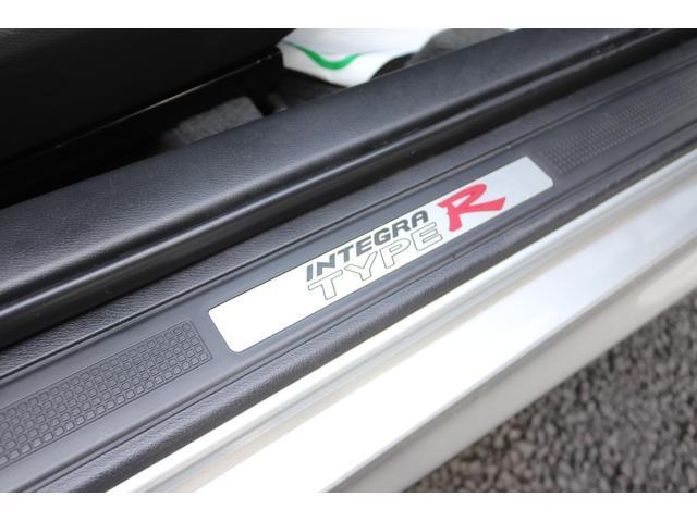 タイプR TEIN車高調 TRUSTマフラー 零1000エアクリ ADVAN18インチアルミ 純正レカロ クリアテール リアスポイラー momoステアリング HIDヘッドライト ETC SDナビ ワンセグ(35枚目)