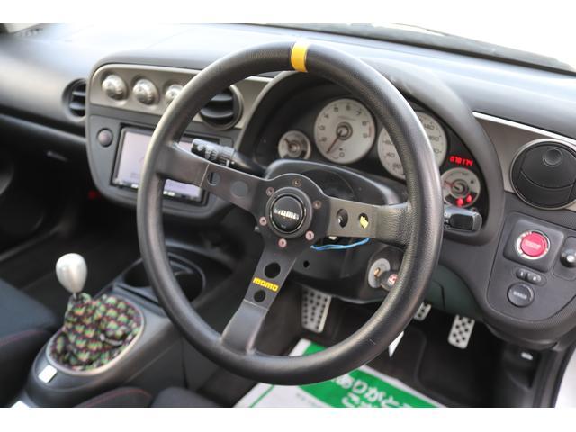 タイプR TEIN車高調 TRUSTマフラー 零1000エアクリ ADVAN18インチアルミ 純正レカロ クリアテール リアスポイラー momoステアリング HIDヘッドライト ETC SDナビ ワンセグ(40枚目)