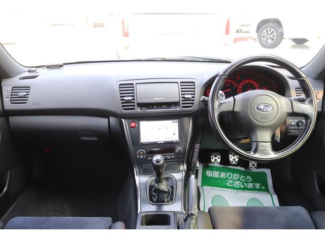 tuned by STI HKS車高調 STIマフラー STIターボ計 タイミングベルト交換済 純正18AW リアスポイラー ブレンボキャリパー ハーフレザーシート HIDヘッドライト HDDナビ フルセグ MSV(7枚目)