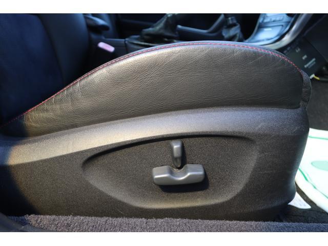 tuned by STI HKS車高調 STIマフラー STIターボ計 タイミングベルト交換済 純正18AW リアスポイラー ブレンボキャリパー ハーフレザーシート HIDヘッドライト HDDナビ フルセグ MSV(37枚目)
