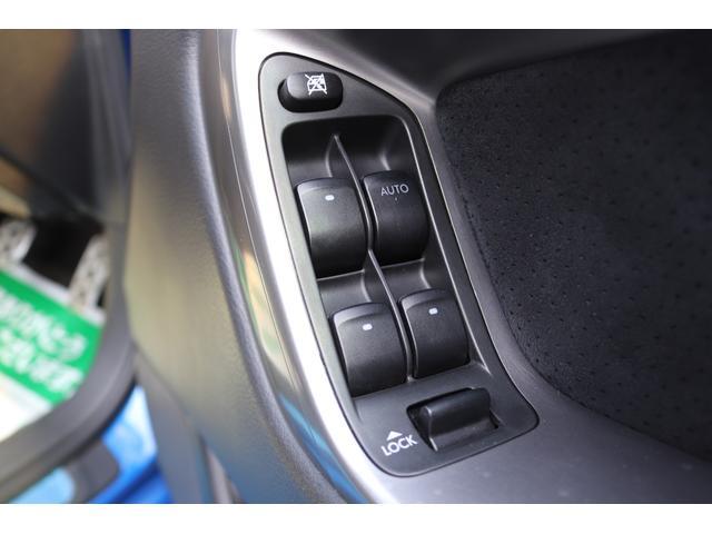 tuned by STI HKS車高調 STIマフラー STIターボ計 タイミングベルト交換済 純正18AW リアスポイラー ブレンボキャリパー ハーフレザーシート HIDヘッドライト HDDナビ フルセグ MSV(38枚目)
