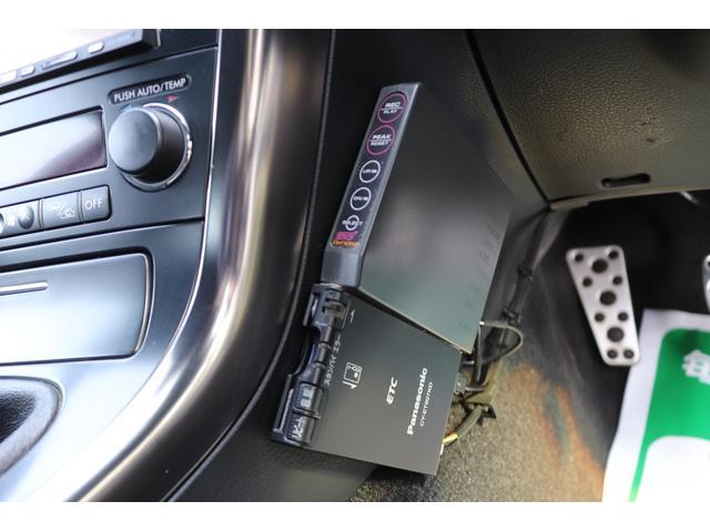 tuned by STI HKS車高調 STIマフラー STIターボ計 タイミングベルト交換済 純正18AW リアスポイラー ブレンボキャリパー ハーフレザーシート HIDヘッドライト HDDナビ フルセグ MSV(41枚目)