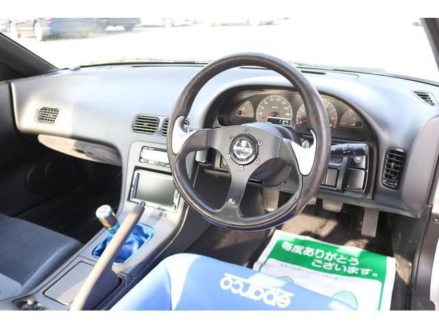 タイプX HKSマフラー HKS車高調 スパルコ製フルバケ PITTURAステアリング Pivotファンコントローラー 社外17インチアルミホイール(10枚目)