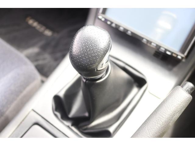 タイプX 社外エアロ BLITZターボタイマー BLITZインタークーラー BLITZエアクリ BLITZブローオフバルブ カーボンボンネット F・Rタワーバー 追加メーター 社外マフラー 社外16AW ナビ(48枚目)