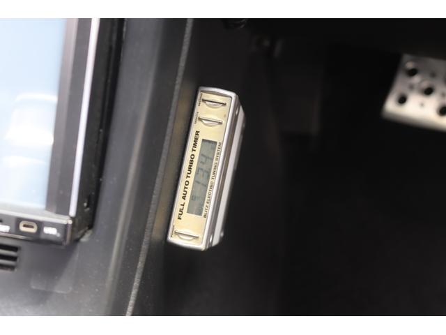 タイプX 社外エアロ BLITZターボタイマー BLITZインタークーラー BLITZエアクリ BLITZブローオフバルブ カーボンボンネット F・Rタワーバー 追加メーター 社外マフラー 社外16AW ナビ(49枚目)
