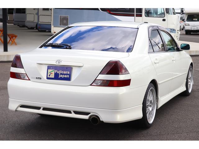 グランデiR-V フォーチュナ 300馬力 純正エアロ ワンオーナー 社外18AW キセノン パワーシート ローダウンスポーツサス HDDナビ フルセグ Bluetooth MSV ETC(4枚目)