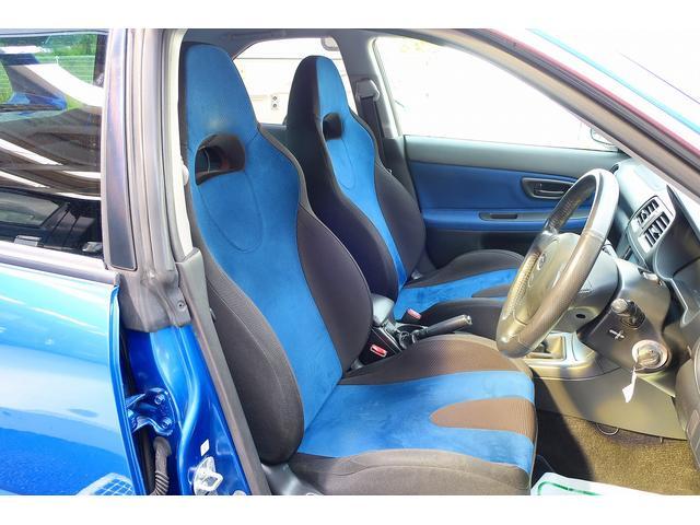 WRX BLITZ車高調 STIターボ計 純正17インチアルミホイール ディスプレイオーディオ ワンセグ ETC 5MT ターボ 大型リアウイング(11枚目)