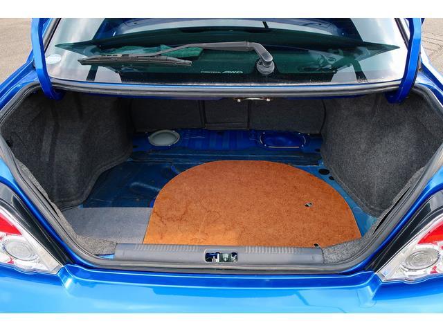 WRX BLITZ車高調 STIターボ計 純正17インチアルミホイール ディスプレイオーディオ ワンセグ ETC 5MT ターボ 大型リアウイング(18枚目)