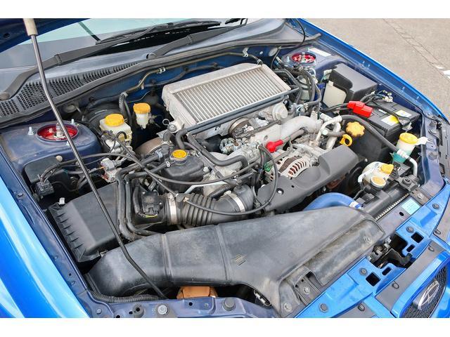 WRX BLITZ車高調 STIターボ計 純正17インチアルミホイール ディスプレイオーディオ ワンセグ ETC 5MT ターボ 大型リアウイング(32枚目)
