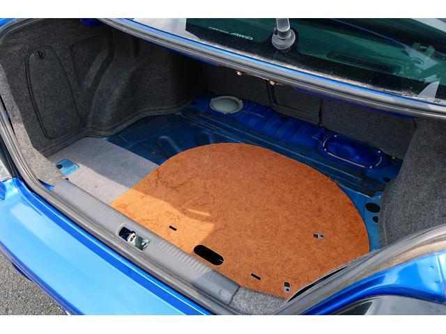 WRX BLITZ車高調 STIターボ計 純正17インチアルミホイール ディスプレイオーディオ ワンセグ ETC 5MT ターボ 大型リアウイング(33枚目)