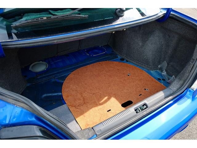 WRX BLITZ車高調 STIターボ計 純正17インチアルミホイール ディスプレイオーディオ ワンセグ ETC 5MT ターボ 大型リアウイング(34枚目)