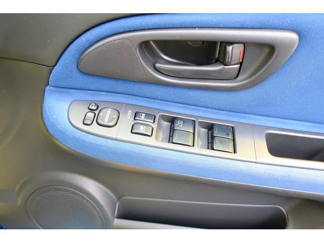 WRX BLITZ車高調 STIターボ計 純正17インチアルミホイール ディスプレイオーディオ ワンセグ ETC 5MT ターボ 大型リアウイング(36枚目)