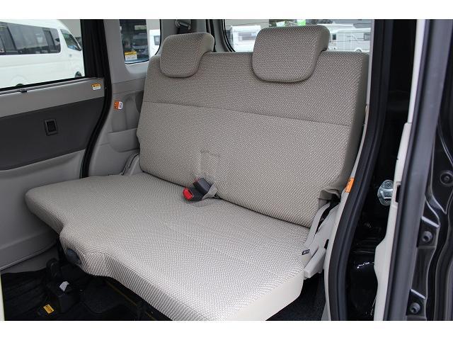 福祉車両 スロープ 車椅子1台 電動ウィンチ 車いす固定装置(13枚目)