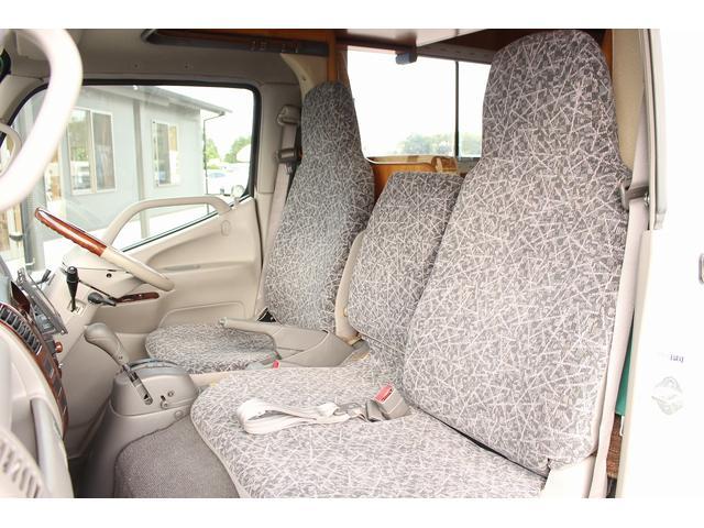 トヨタ カムロード バンテック ジル520 FFヒーター ソーラー 二段ベッド