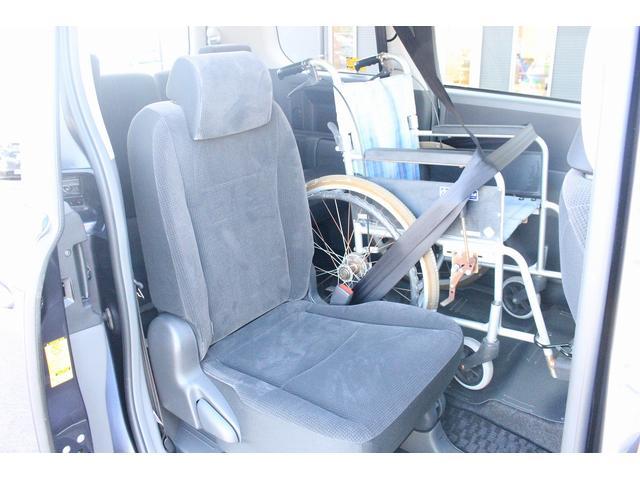 トヨタ ヴォクシー 福祉車両 ウェルキャブ スロープ タイヤ新品 電動ウインチ