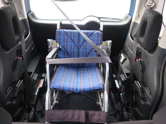 福祉車両 スロープ 車椅子1基 電動ウインチ 片側パワスラ(9枚目)