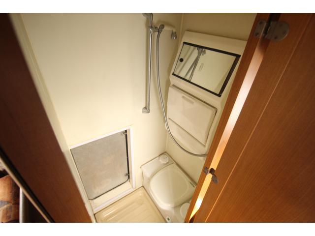 トヨタ カムロード キャンピングカー グローバル チャンプ FFヒーター トイレ