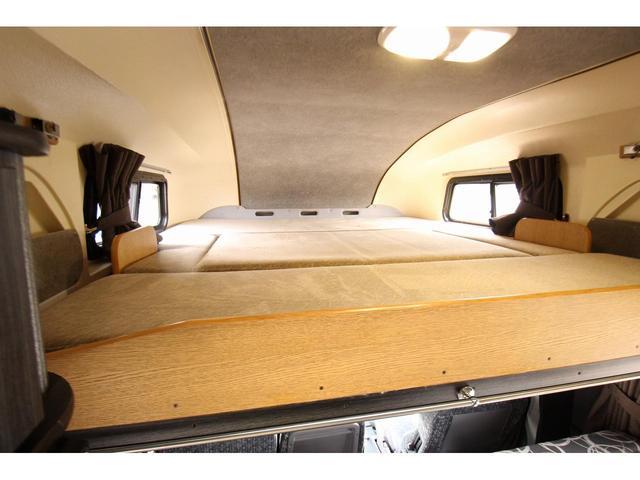 いすゞ エルフトラック ヨコハマモーターセールス レックス 常設ベッド 発電機 ナビ