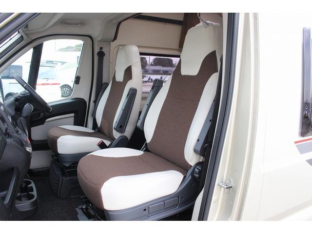 デュカト ローラーチーム リビングストーン5 新車 軽油式FFヒーター 温水ボイラー 冷蔵庫 シンク コンロ 運転席助手席回転シート トイレ 2段ベッド ディーゼルターボ オプションカラーゴールド(25枚目)