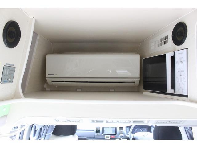 RVビックフット ACS A-room 家庭用エアコン(9枚目)
