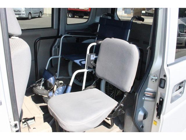 WITHシリーズ 福祉車両 スロープ 車いす移動車 補助席付(14枚目)