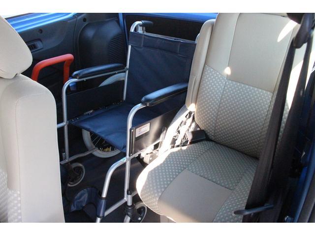 チェアキャブ スロープ 車いす1台固定 純正ナビ Bカメラ(33枚目)